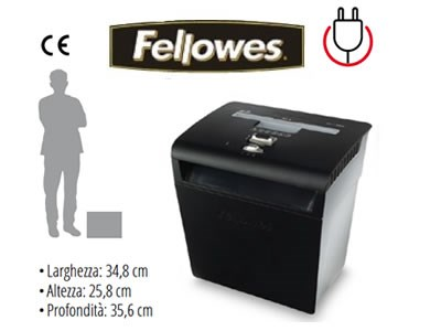 DISTRUGGIDOCUMENTI FELLOWES P48-C