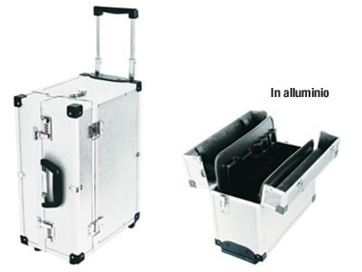 TROLLEY IN ALLUMINIO STC 961 HT