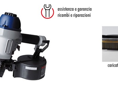 CHIODATRICI PROFESSIONALI CNP 75 - CNP 60